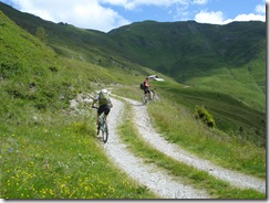 Karnischer Höhenweg Dengg 097